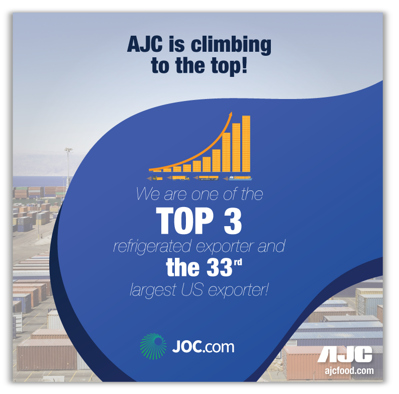 AJC is climbing to the top!